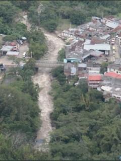 Emergencia en San Vicente de Chucurrí, Santander
