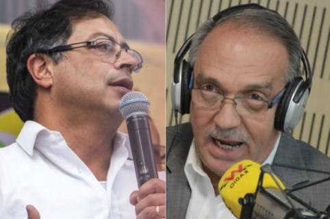 Gustavo Petro y Luis Alfredo Ramos