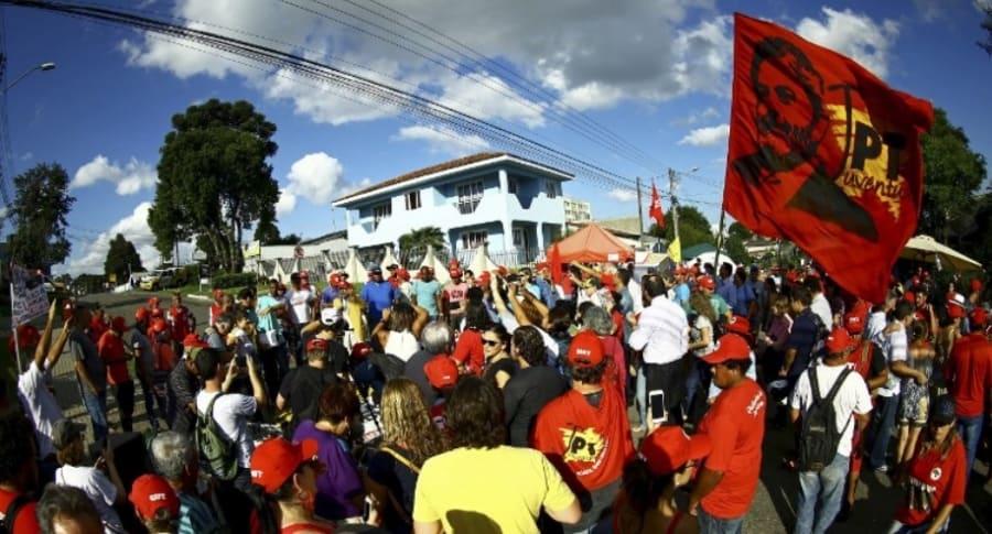 Campamento Pro-Lula