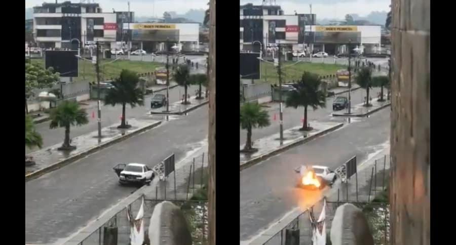 Amenaza de bomba en Ecuador