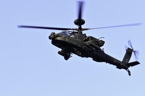 Helicóptero de las Fuerzas Armadas de EE. UU.