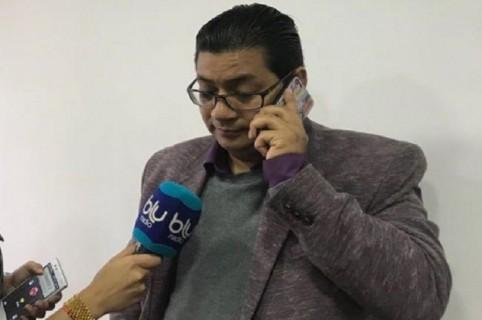 Gabriel Lara Garzón, juez de Paloquemao