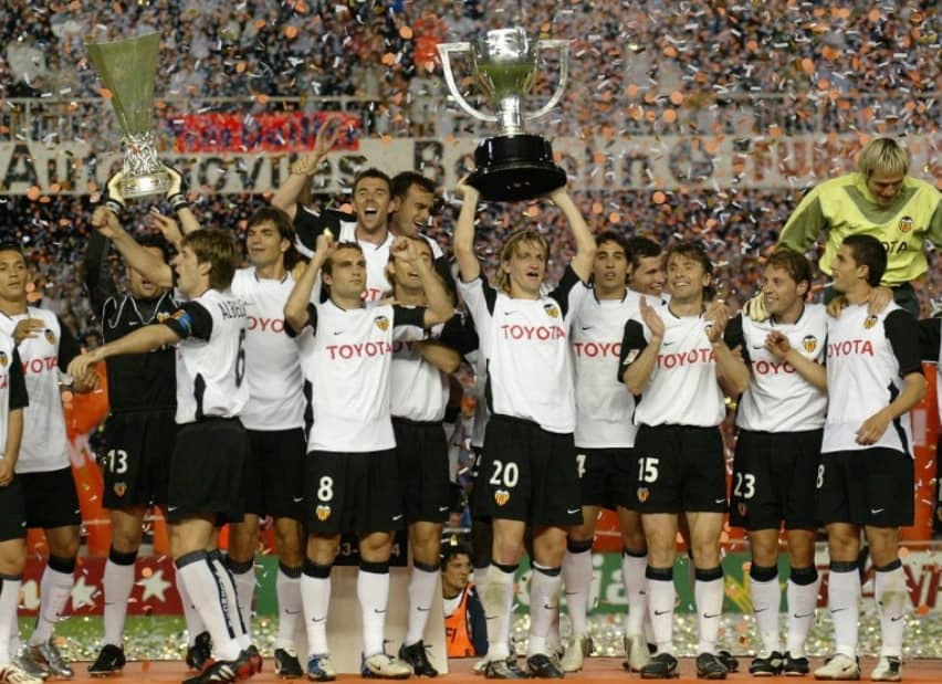 Valencia, campeón 2004