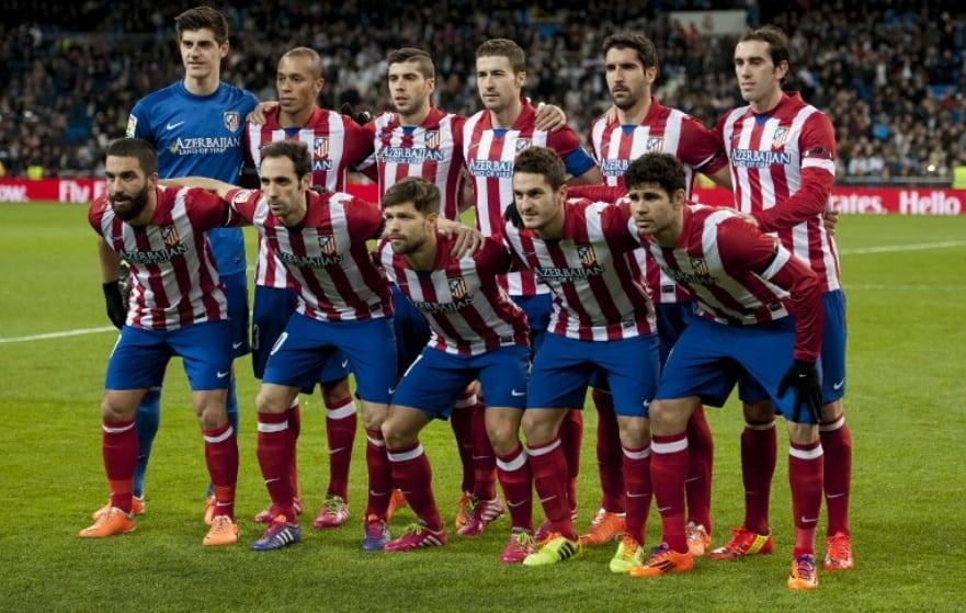 Atlético de Madrid, 2014