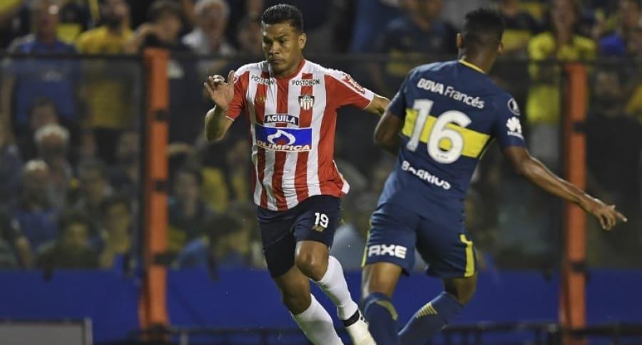 Junior vs. Boca Juniors
