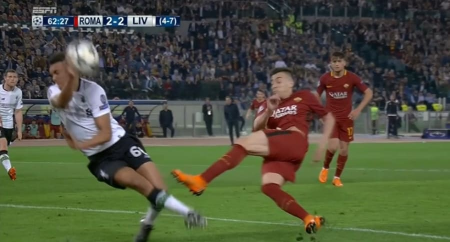 Mano de Liverpool