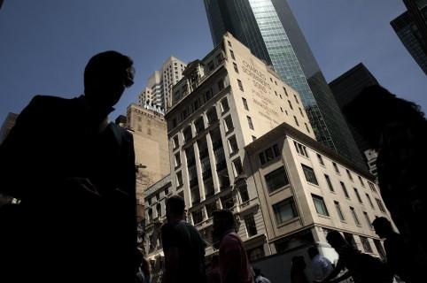 Edificio en Nueva York donde Cambridge Analytica tiene su oficina