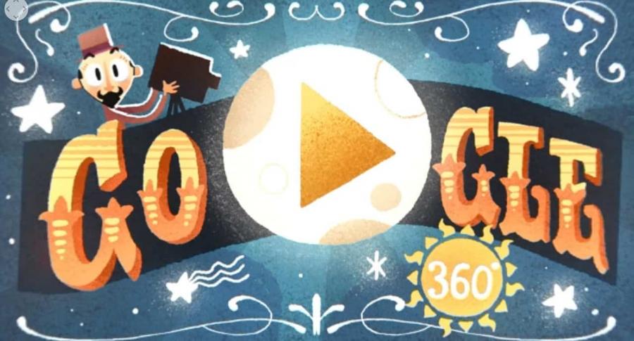 Google Georges Méliès
