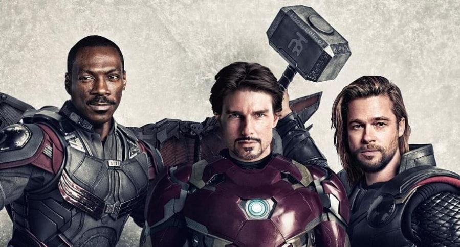 Avengers en los 90