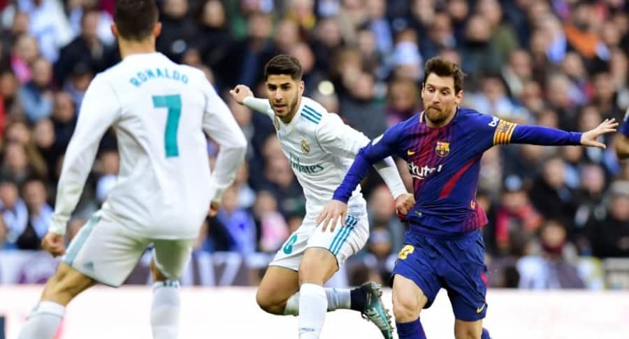 Barcelona vs. Real Madrid