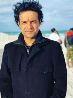Julián Román, actor.