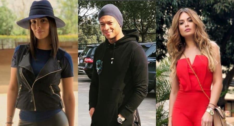 Andreina, Fredy y Sara