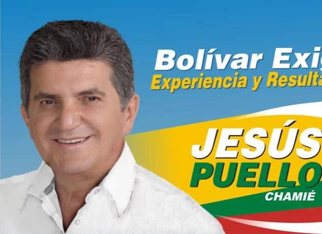 Jesús Puello Chamié