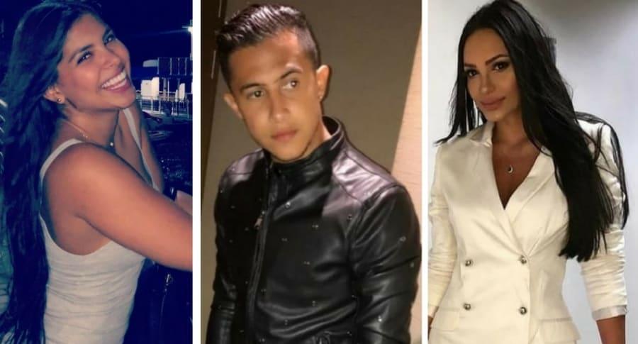 Laura Jaramillo, Michael Ortega y Andrea Valdiri