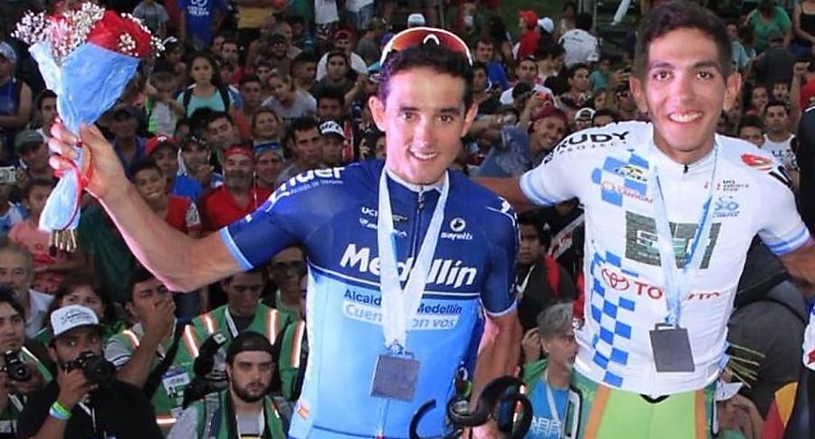 Óscar Sevilla y Gonzalo Najar