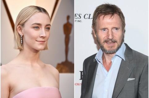Saoirse Ronan / Liam Neeson