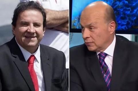 César Pastrana y Carlos Antonio Vélez