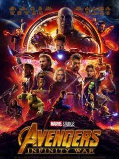 Avengers: Infinity War Póster