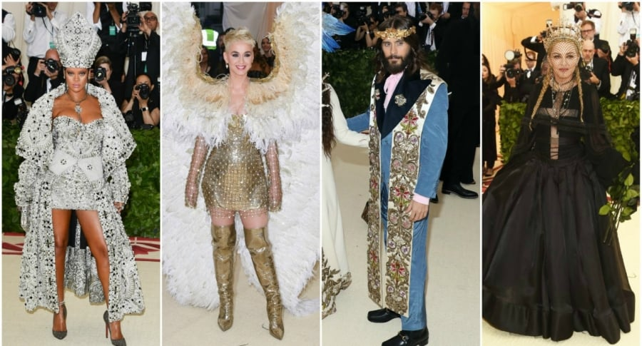 Rihanna, Katy Perry, Jared Leto y Madonna