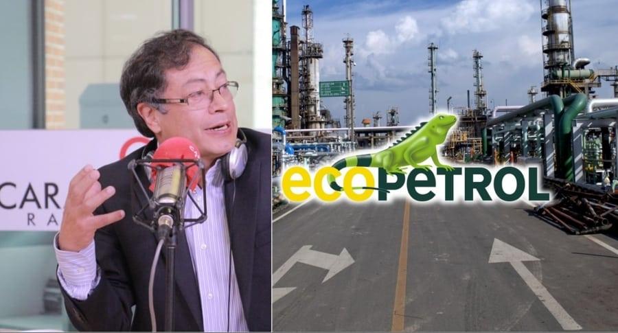 Petro y Ecopetrol