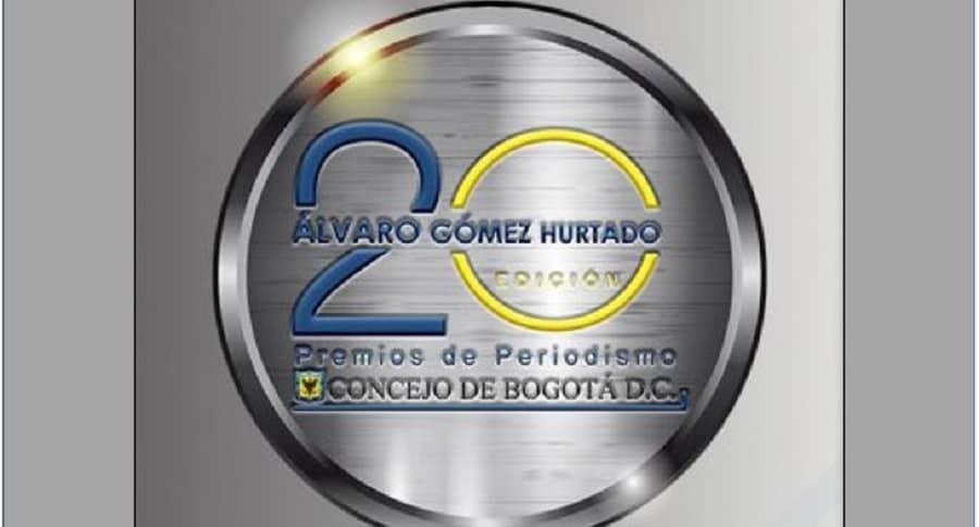 Logo premio de periodismo Álvaro Gómez Hurtado