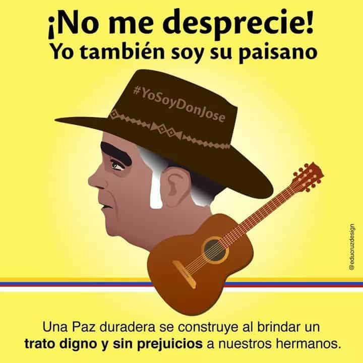 Imagen de apoyo a Don José