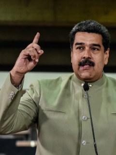 Vargas Llosa y Maduro