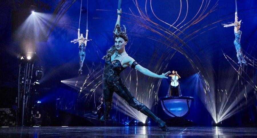 Show 'Amaluna', del Circo del sol