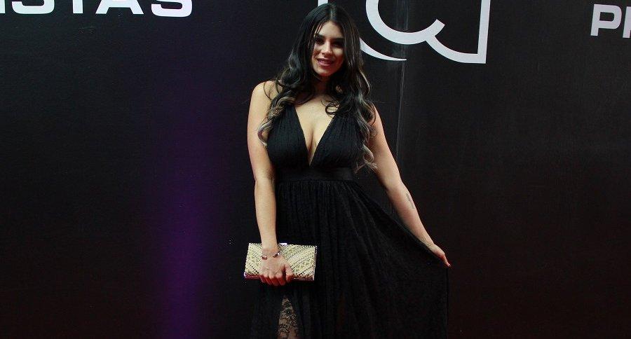 Katalina Gómez, exprotagonista.