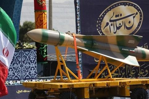 Misil iraní