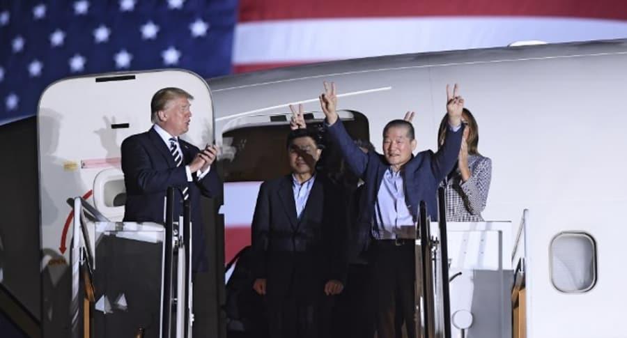 Trump y ciudadanos