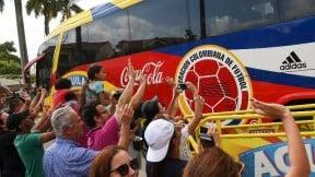 Bus de la Selección Colombia