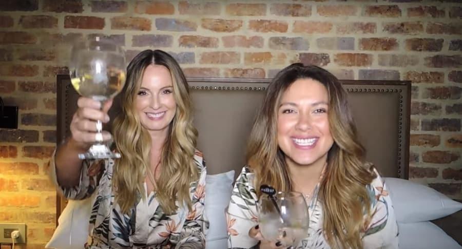 Claudia y Paola