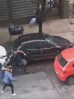 Fuga ladrón
