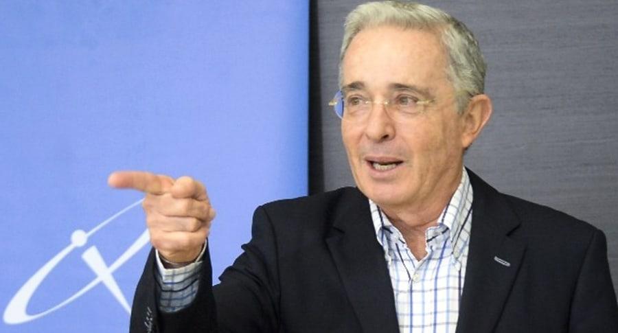 Álvaro Uribe