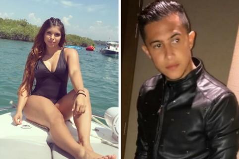 Laura Jaramillo y Michael Ortega