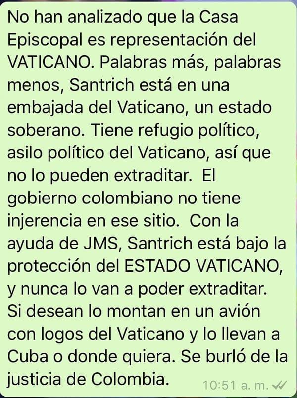 Cadena WhatsApp