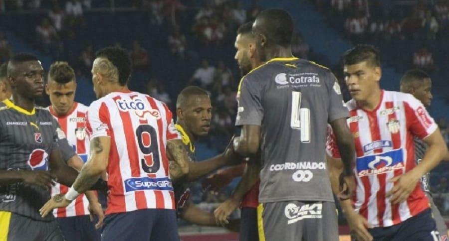 Junior vs. Medellín