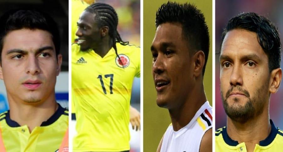 Jugadores Selección Colombia