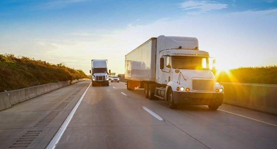 camiones, carga pesada