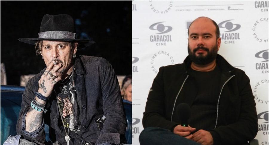 Johnny Depp / Ciro Guerra