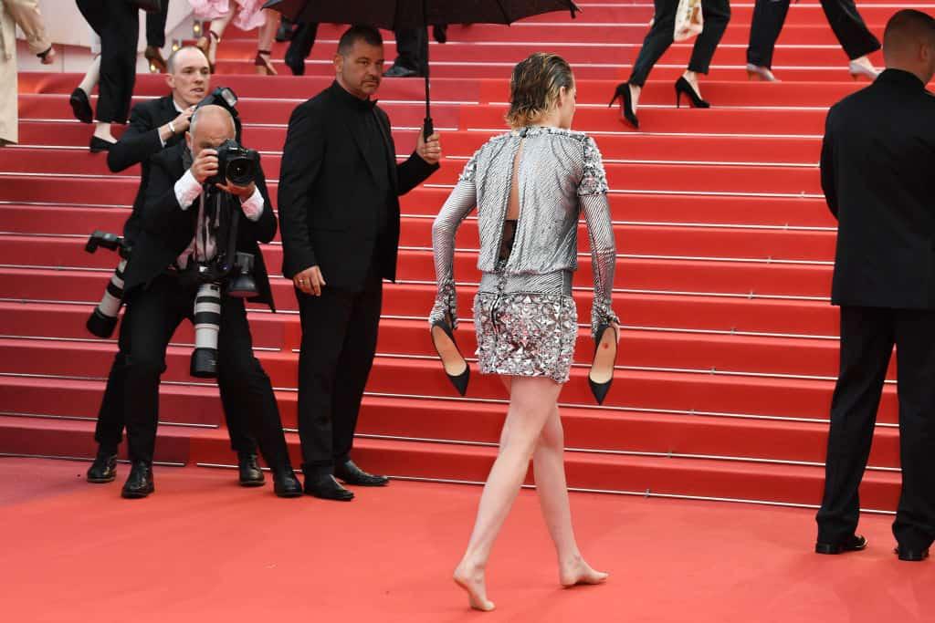 Kristen Stewart en Cannes 2018