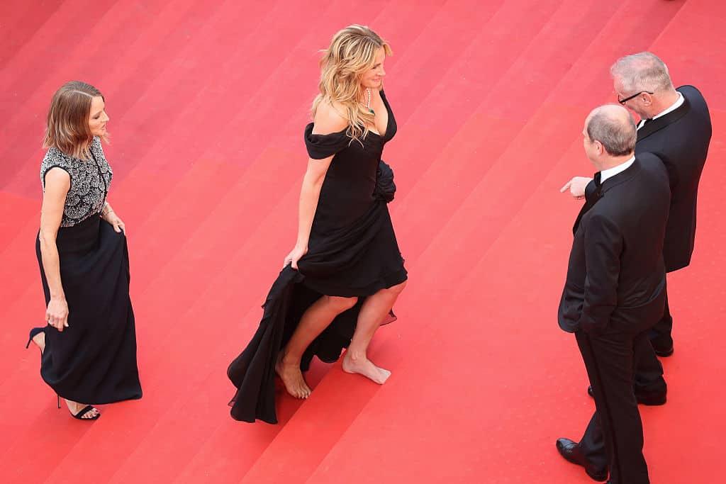 Julia Roberts en Cannes 2016