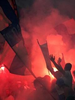 Hinchas del Marsella
