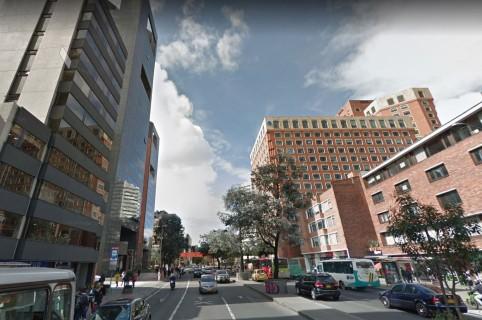 Carrera 7a con calle 71, Bogotá