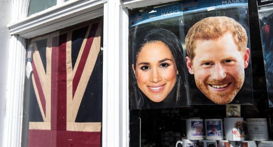 Preparativos en Windsor para la boda real