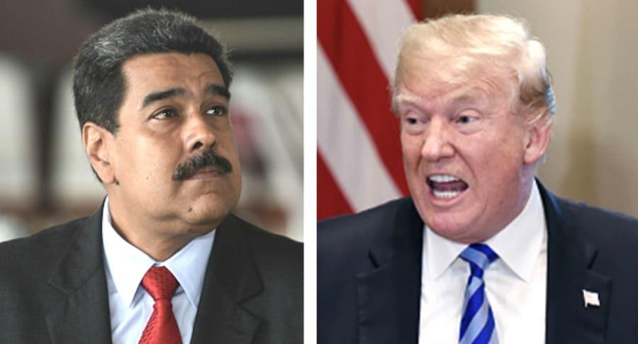 Maduro Trump