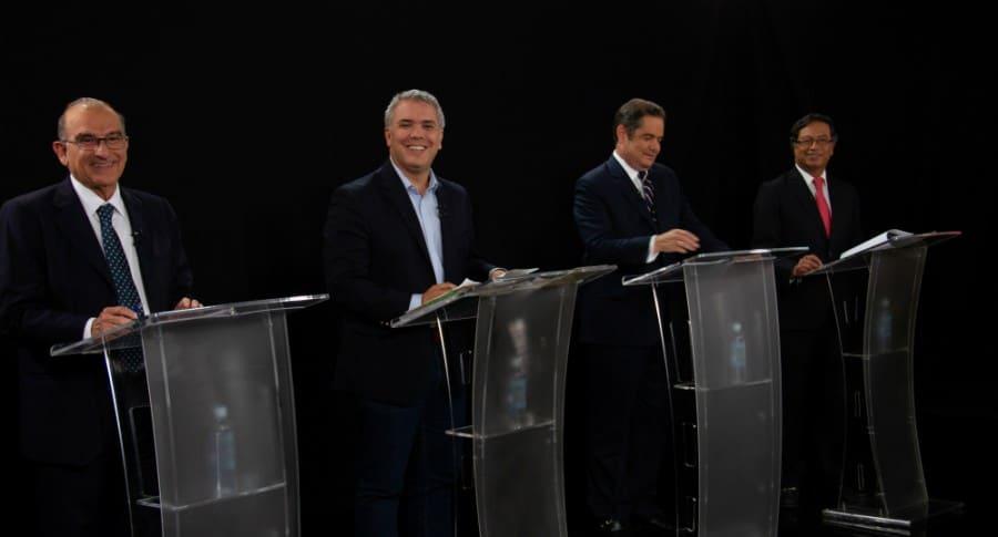 Candidatos Canal Capital