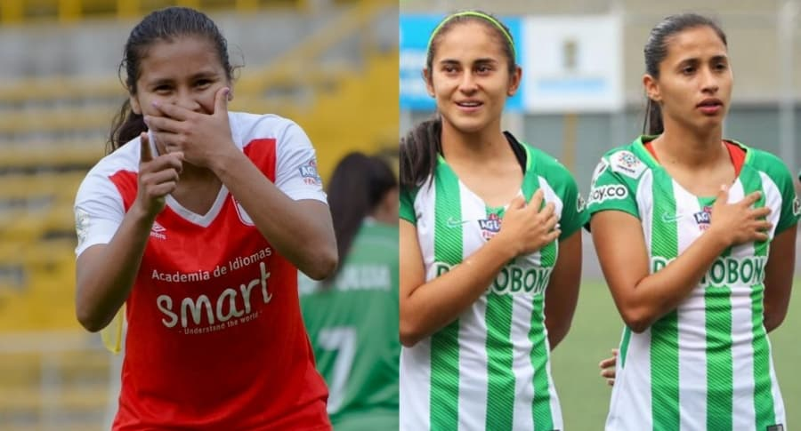 Santa Fe vs. Nacional femenino