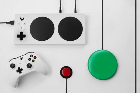 Xbox Adaptive- Controller